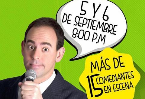 Muestra taller de iniciación al Stand Up Comedy