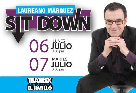 Laureano Márquez: Sit Down