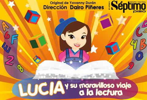 Lucía y su maravilloso viaje a la lectura