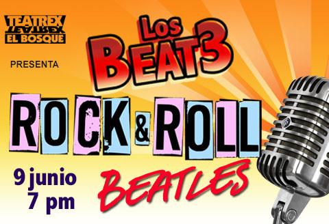 Los Beat3 - Rock & Roll Beatles
