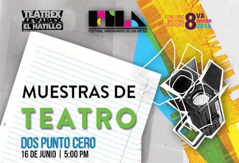 Muestra de teatro FILA - Dos punto cero