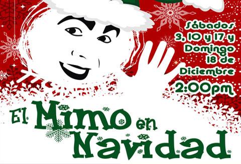 El Mimo en Navidad