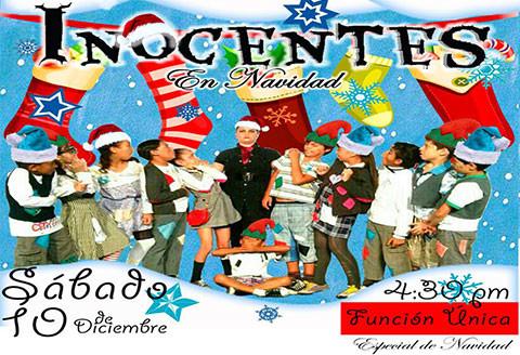 Inocentes en Navidad