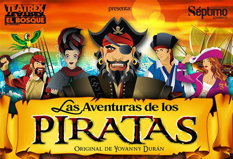 Las aventuras de los piratas