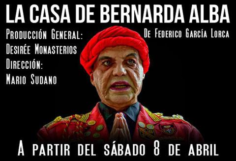 La cas de Bernarda Alba