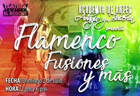 Flamenco, Fusiones y Más
